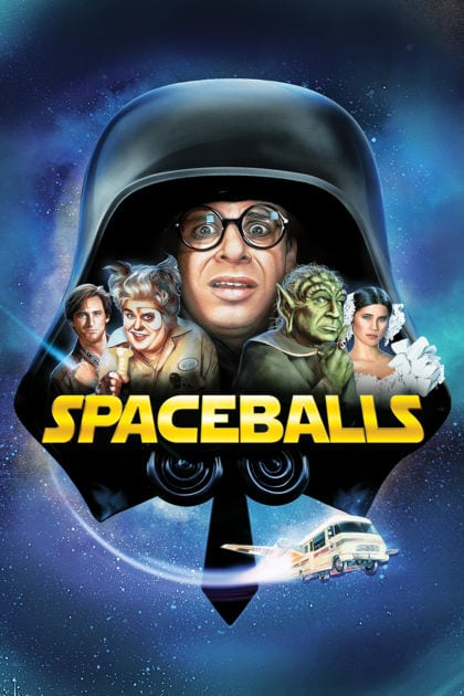 100 Films to Watch Before Film School #3 : SPACEBALLS (1987)